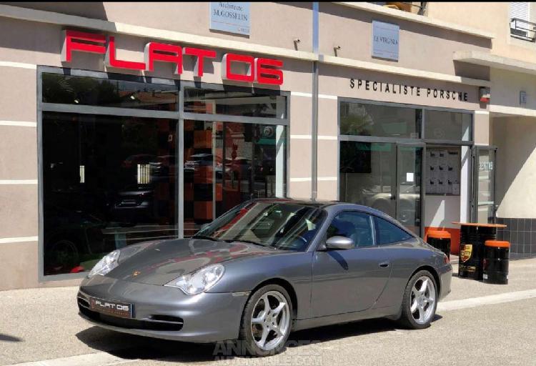 Porsche 996 carrera 3.6 320cv bv6 2002