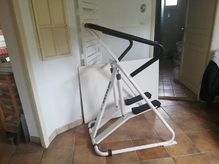 Stepper acier haute resistance - sport en confinement