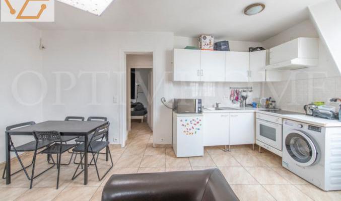Vente appartement 3 pièces 47 m²