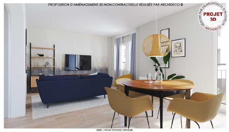 Vente appartement 42m² paris 14ème - montsouris dareau