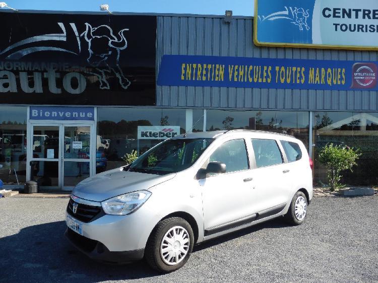 Dacia lodgy diesel saint-vigor-le-grand 14 | 9690 euros 2014