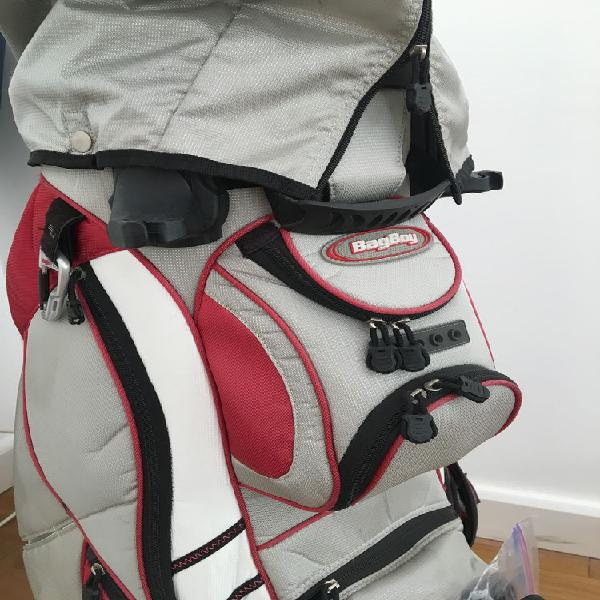 Sac de golf et ensemble de clubs occasion, paris (75014)