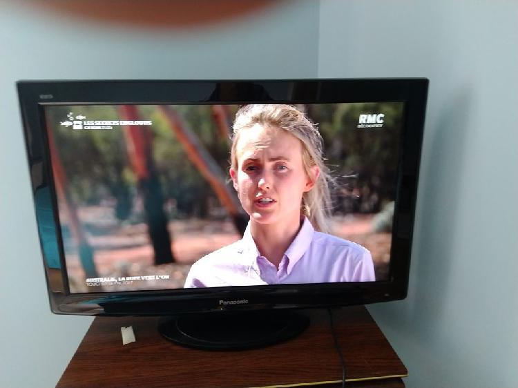 Téléviseur panasonic viera link tx-l32u10e tv lcd