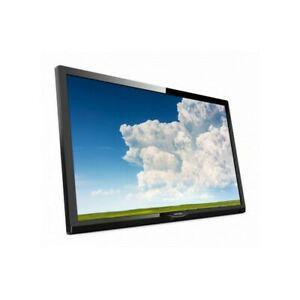 """Télévision philips 24phs4304 24"""" hd usb noir"""