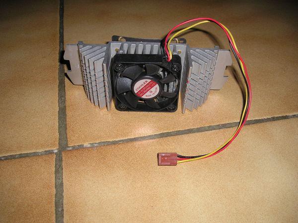 Ventilateur pour microprocesseur athlon slot a occasion,