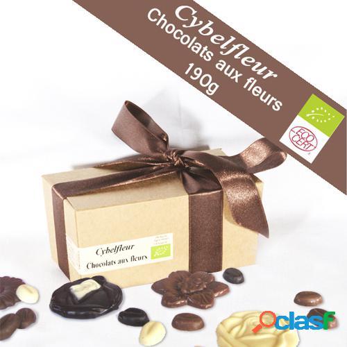 Ballotin de chocolats 190g