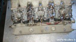Carburateurs et collecteur pour alfa romeo 2600 co