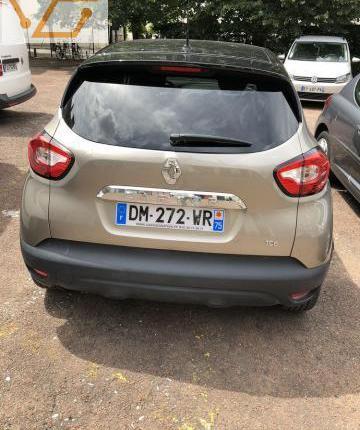 Renault captur tce 90 energy s&s eco2 zen