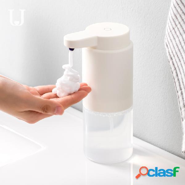 Jordan & judy distributeur de savon moussant liquide entièrement automatique smart seneor touchless usb rechargeable hand wa
