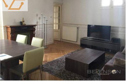 75017 terne meublé 3 pièces 68m2 - paris