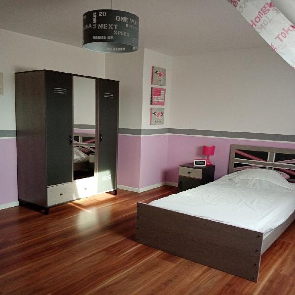 Chambre complète pour fille occasion, lagny-le-sec (60330)
