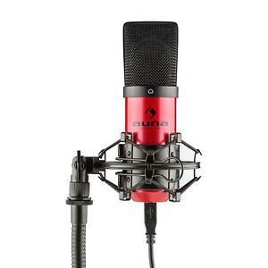 Micro condensateur studio enregistrements vocaux chanson