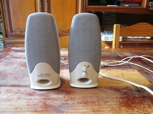 Multimedia speaker system enceintes pc