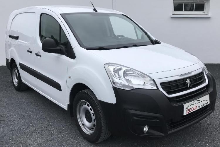 Peugeot partner diesel saint-georges-montcocq 50 | 7980