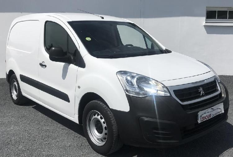 Peugeot partner diesel saint-georges-montcocq 50 | 9900