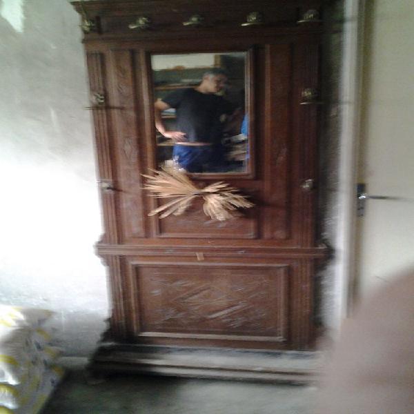 Porte manteau anciens stile napoleon 3 chêne occasion,