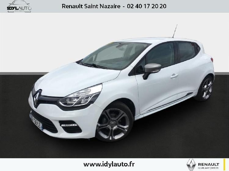 Renault clio 4 essence saint-nazaire 44 | 10990 euros 2014