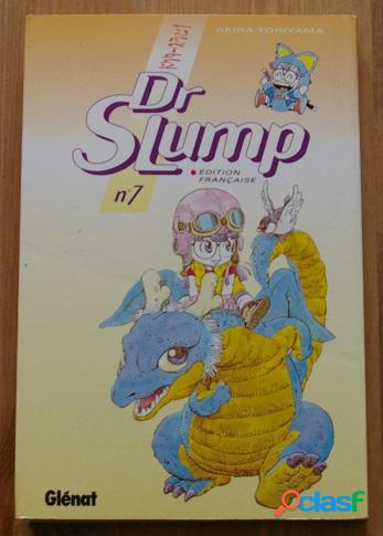 Dr slump n°7, akira toriyama