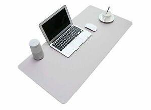 Bubm leather pad-gray tapis de souris gris