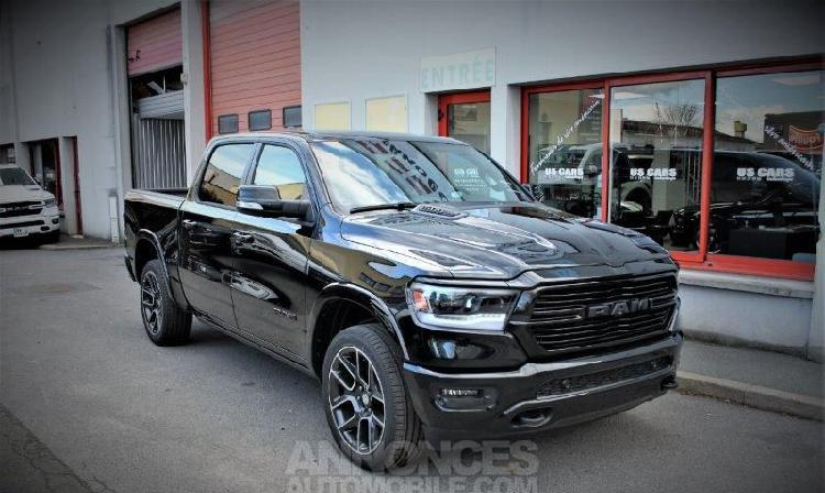 Dodge ram 1500 laramie sport black 4x4 5.7 hemi 395hp