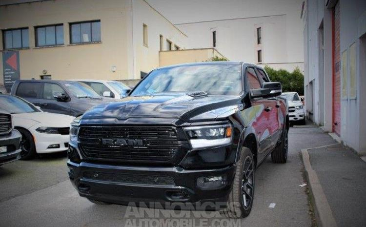 Dodge ram 1500 laramie sport black alp ser 4x4 5.7 hemi