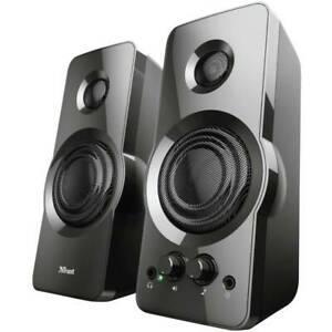 Enceintes pc trust orion 2.0 speaker set tru23695 2.0