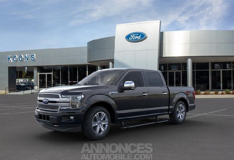 Ford f150 f 150 platinium 4x4 supercrew 5.0l 395hp