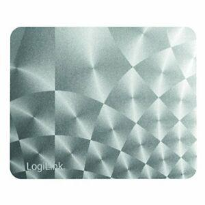 Logilink id0145 tapis de souris aluminium - tapis de souris