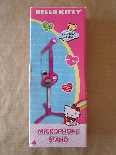 Hello kitty support karaoké avec micro occasion,