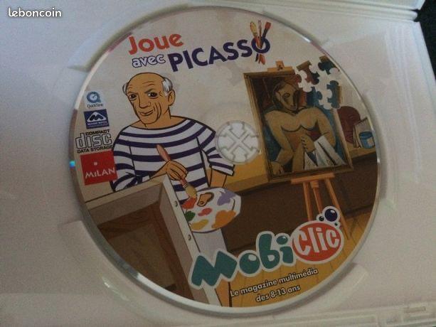 Lot 10 mobiclics et un gratuit, jeux éducatifs pc mac