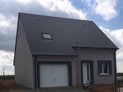 Maison à vendre lisieux 4 pièces 83 m2 calvados