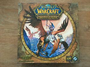 World of warcraft the adventure game english