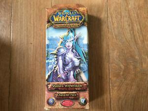 World of warcraft the adventure game shailara witherblade