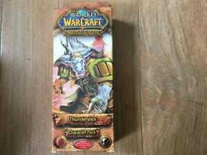 World of warcraft the adventure game thundershot character