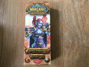 World of warcraft the adventure game wennu bloodsinger