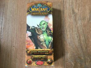 World of warcraft the adventure game zowka shattertusk