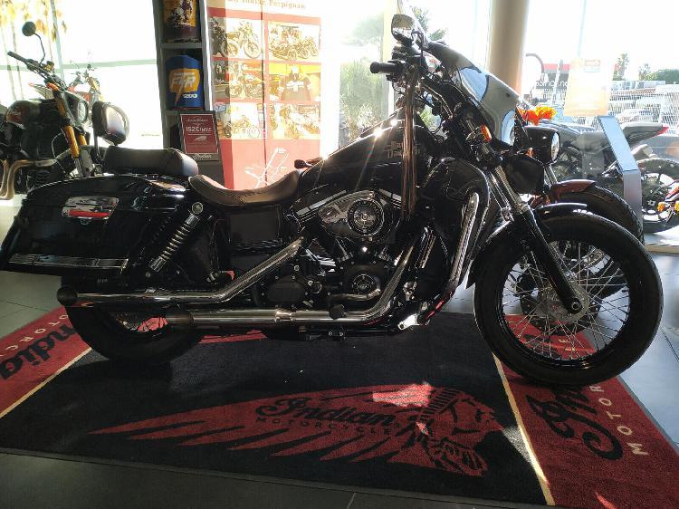 Harley davidson dyna street essence perpignan 66   13990