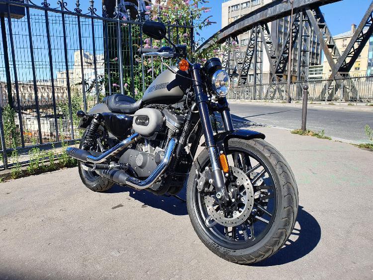 Harley davidson sportster essence paris 10 75 | 12290 euros