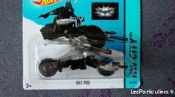 Hot wheels moto batman bat-pod