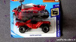 hot wheels sword wartthog microsoft