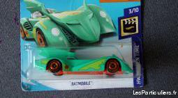Hot wheels voiture batmobile batman scooby-doo