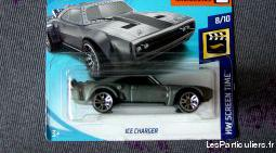 Hot wheels voiture the fate of the furious