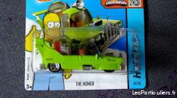 hot wheels voiture the homer simpsons