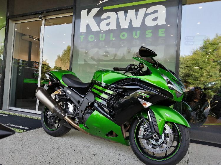 Kawasaki zzr 1400 essence toulouse 31 | 12790 euros 2016