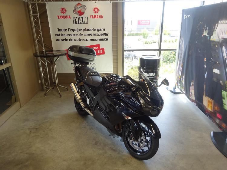 Kawasaki zzr essence rennes 35 | 11300 euros 2015 16634639