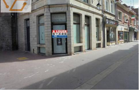 Local commercial centre ville douai