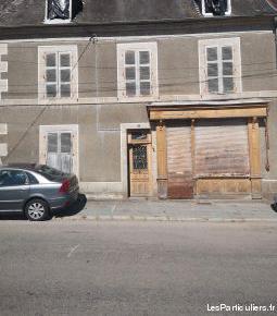 Maison à ahun 23150 creuse