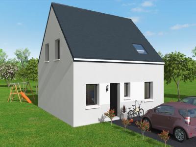 Maison à vendre lisieux 4 pièces 90 m2 calvados