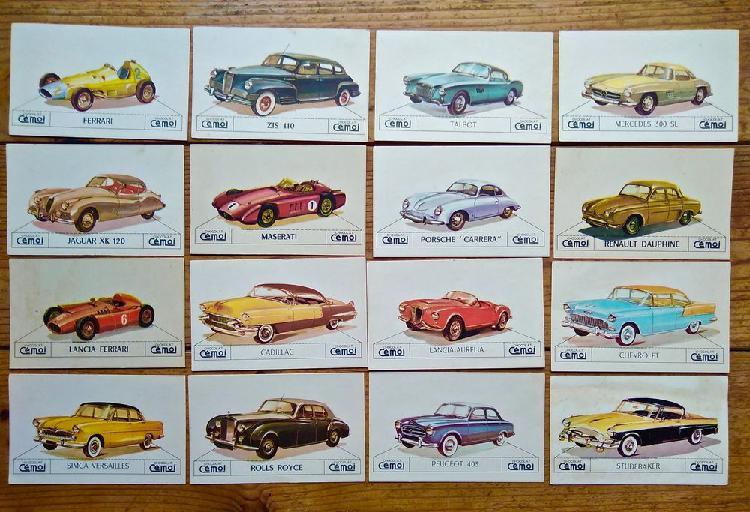Cartes voitures vintages occasion, ambarès-et-lagrave