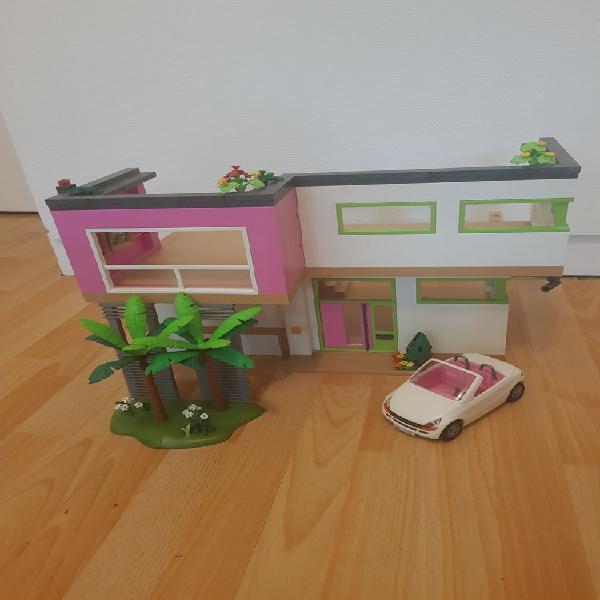 Playmobil maison moderne occasion, villiers-le-bel (95400)